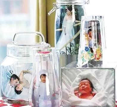 玻璃球浑浊能治愈_糖等营养物质,将其浇入插鲜花的瓶内,就能延长花期;   2)擦玻璃: 含